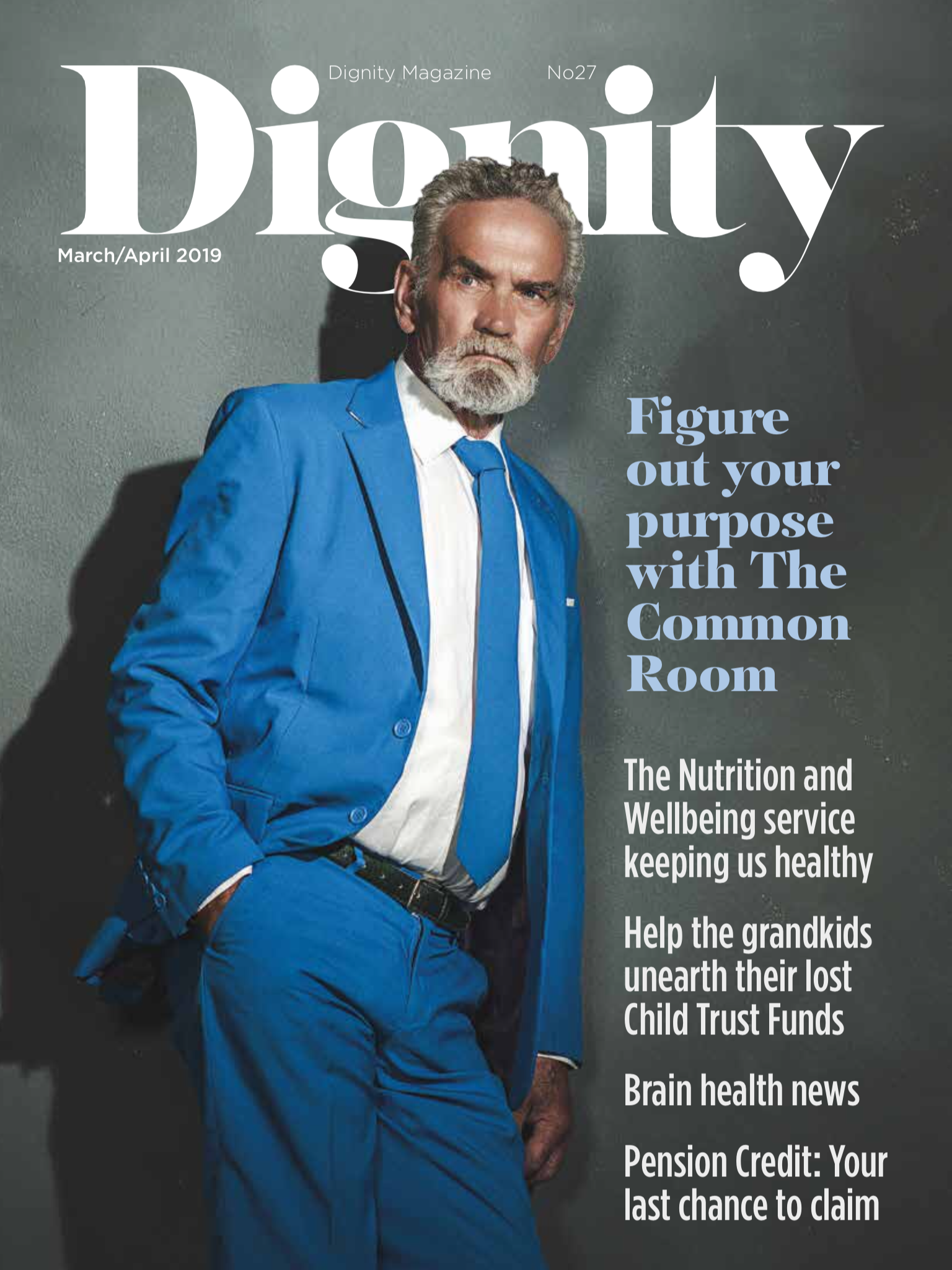 New Homes Act covered in Issue 27 of Dignity Magazine.