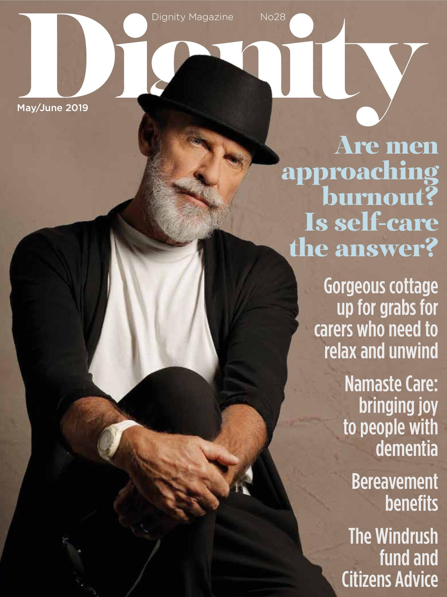 Men's health :: Dignity Magazine