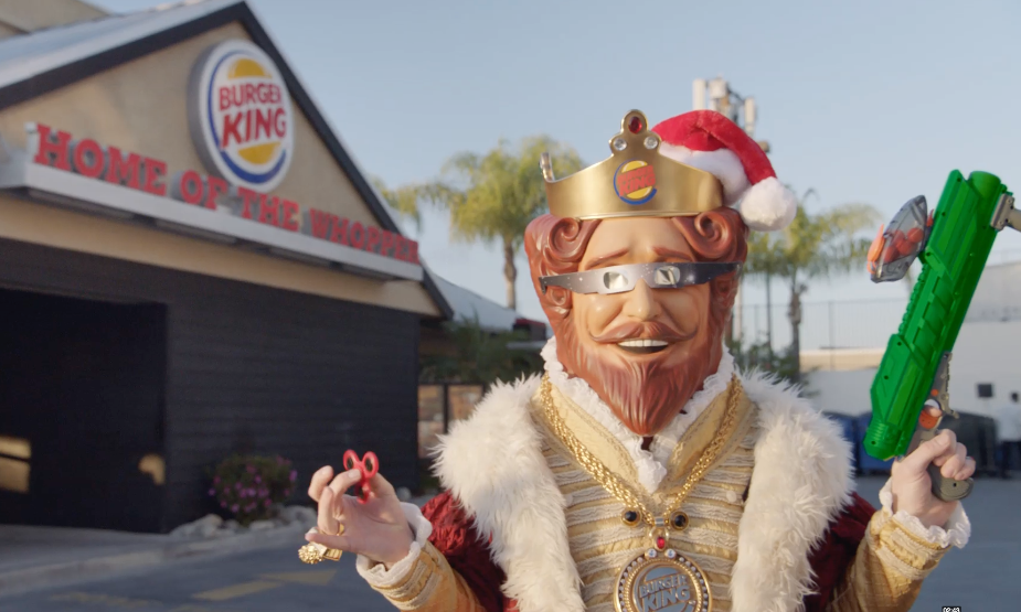 Burger King: Whopper Neutrality