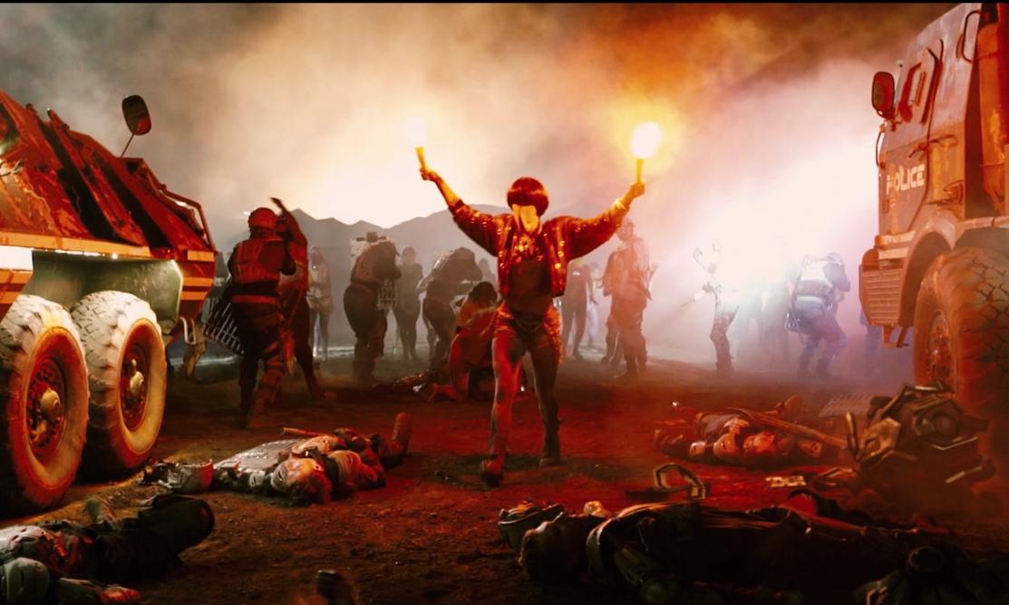 Muse: Revolt!