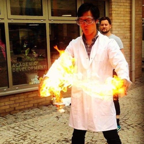 Lewis Hou - Director of Science CeilidhEmail | lewishou@scienceceilidh.com