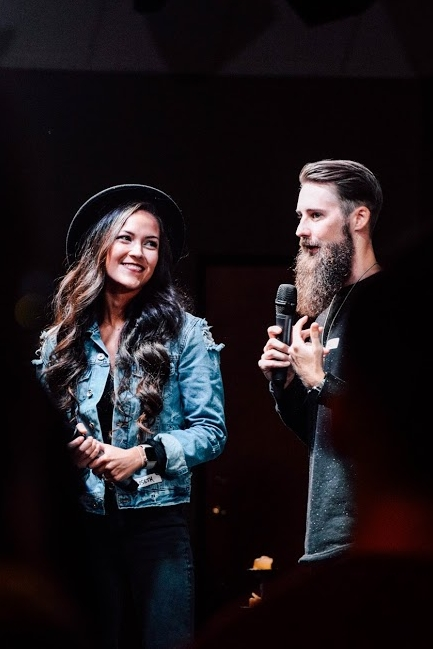 Pastor Mac & Liseth Shirley