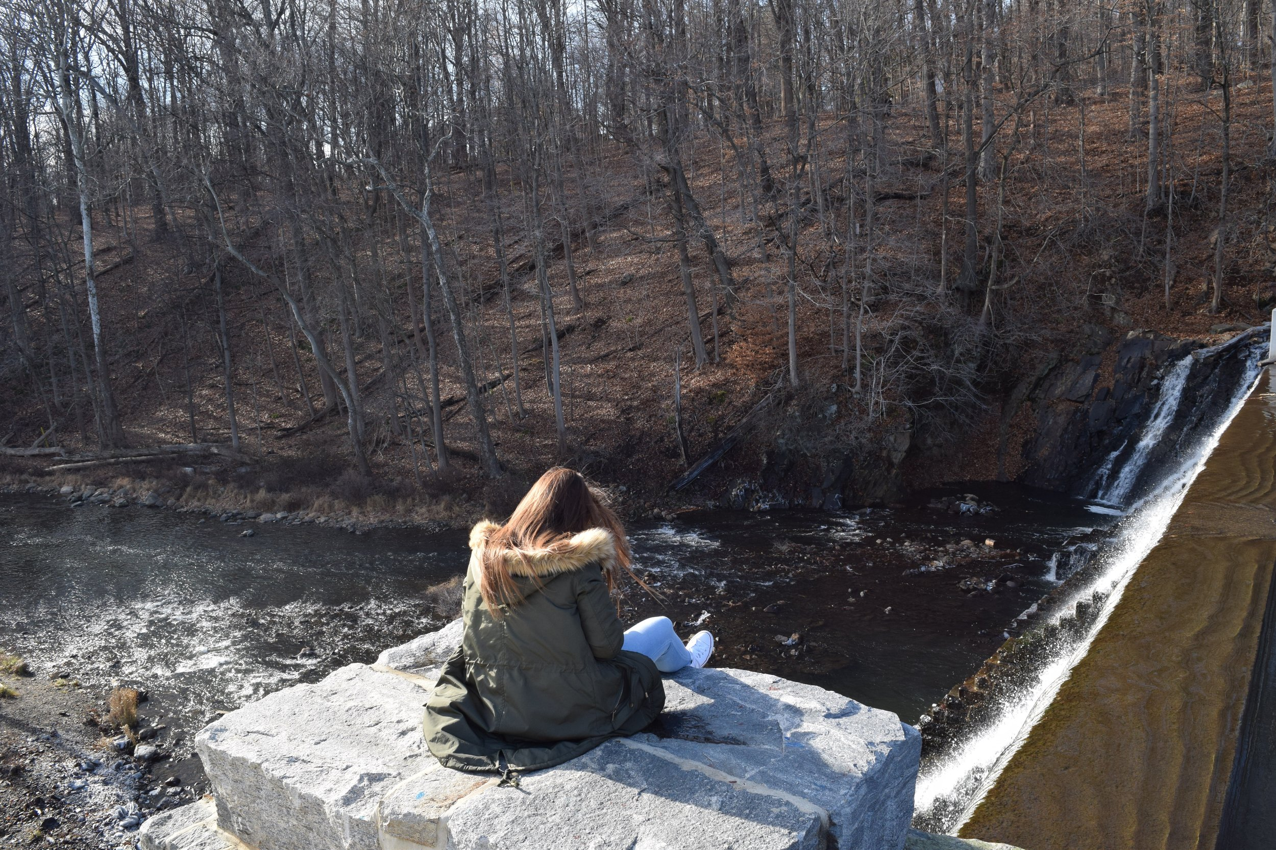 Lake Solitude Dam