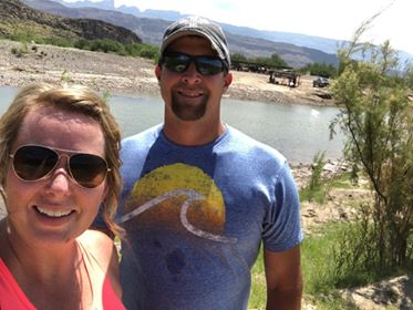 SOB on the Rio Grande!