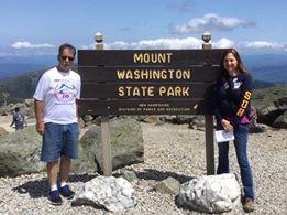 SOB on Mount Washington, NH