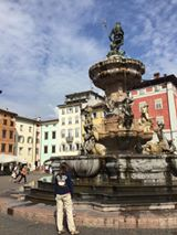 SOB in Trento, Italy.