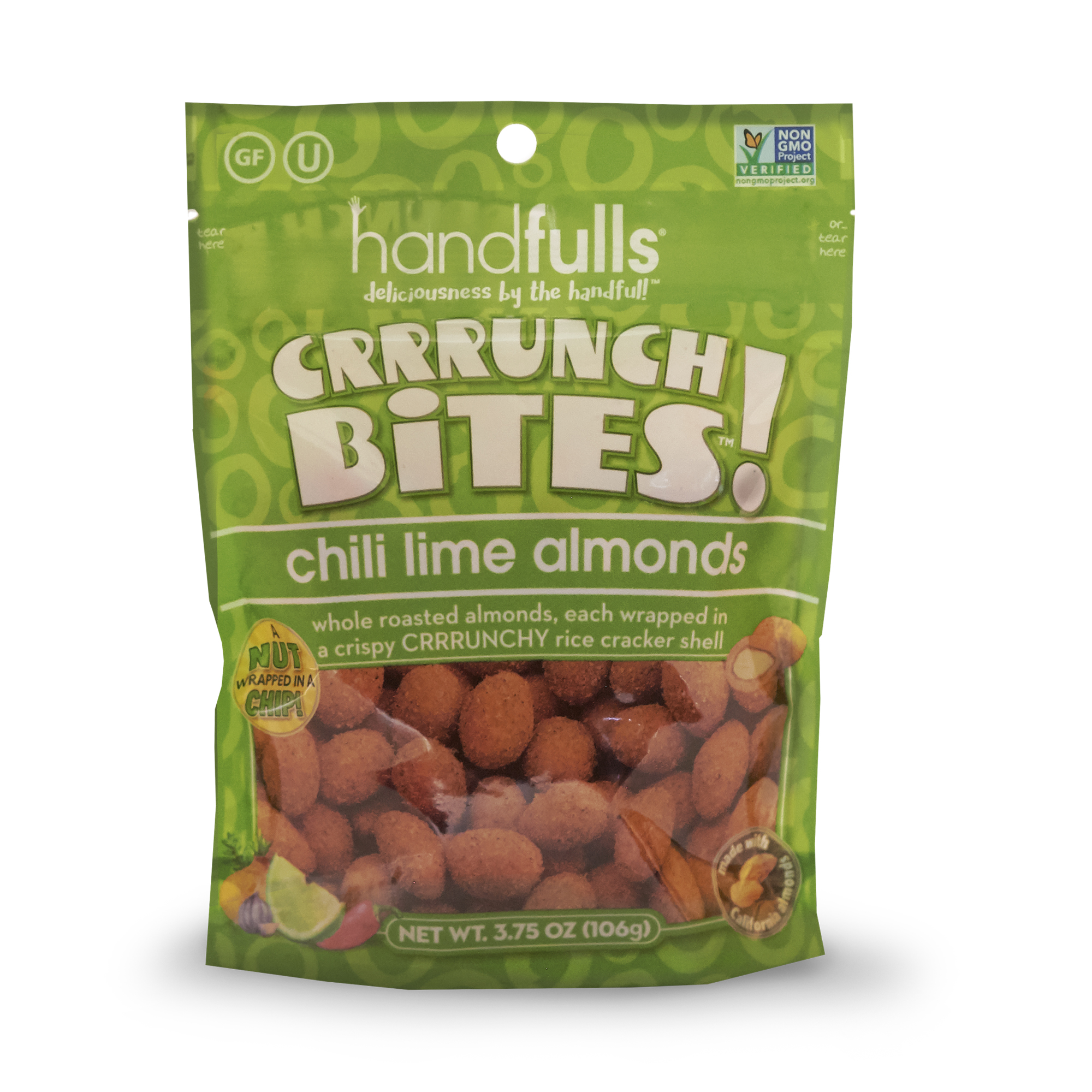 Chili Lime Almonds