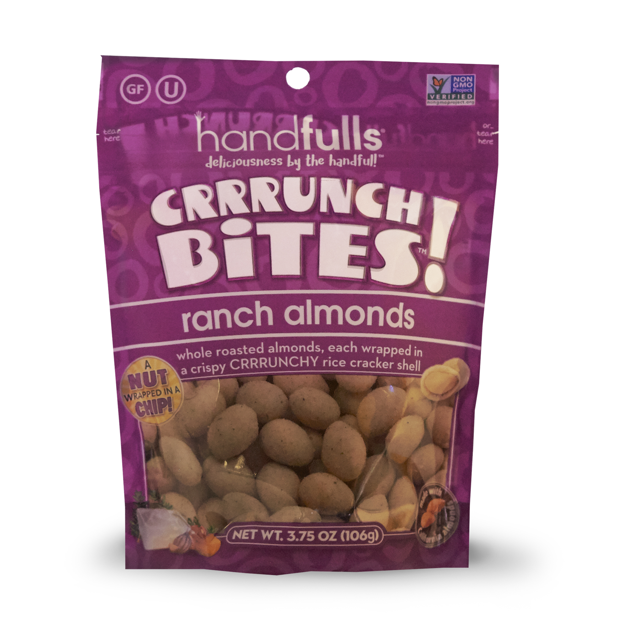 Ranch Almonds