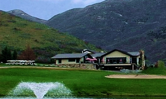Wasatch Golf Course - Rear with Fountain.jpg