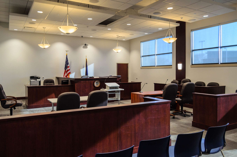 Grantsville Justice Cemter
