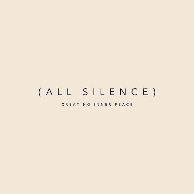 @allsilence #allsilence #meditation #mindfulness