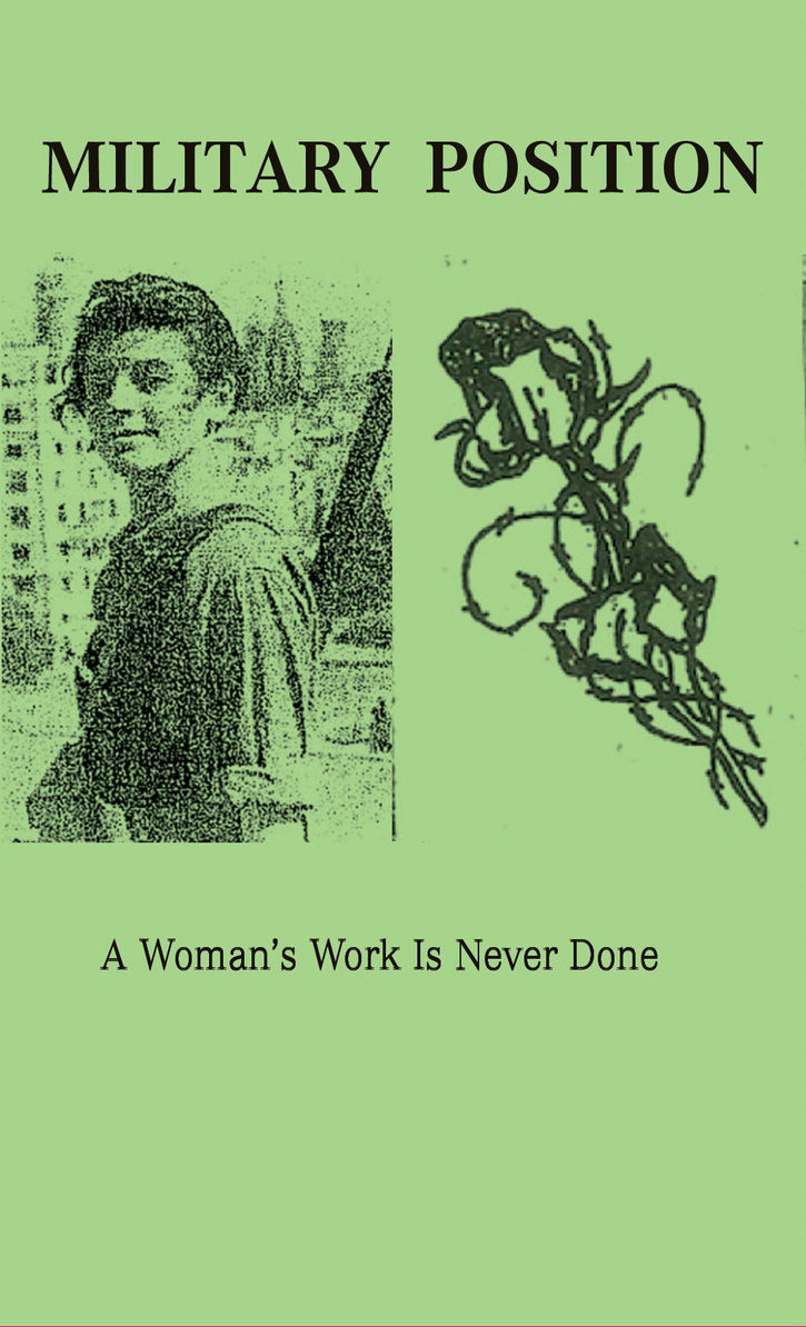 "NRR106: Military Position - ""A Woman's Work Is Never Done""  C30"