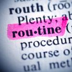 routine_miss behaviour