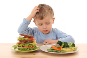 How Much Should My Child Eat?