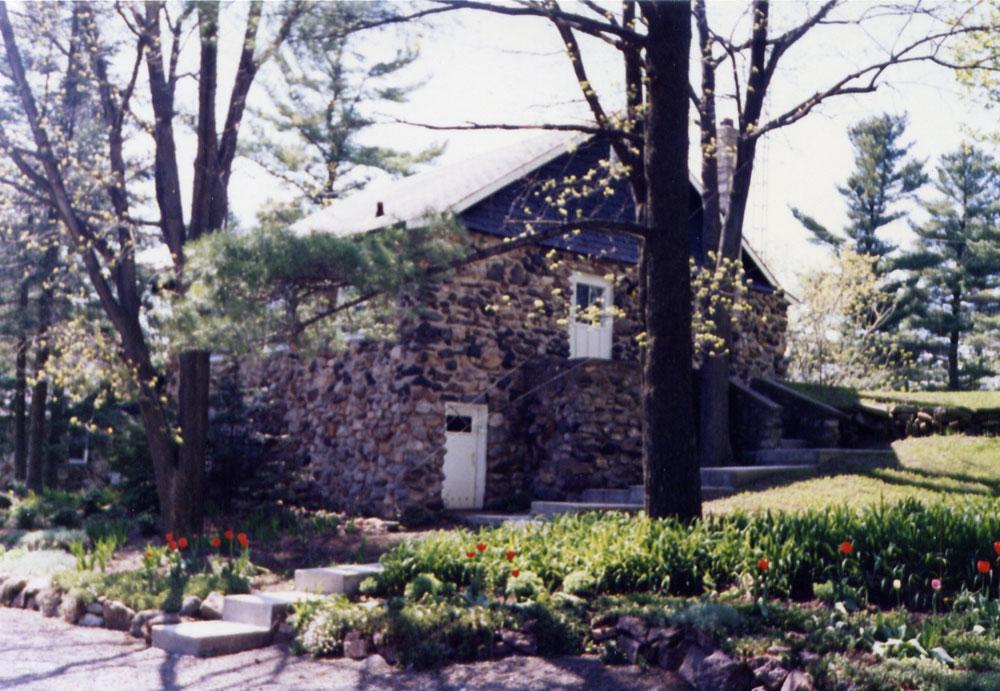 More gardens, spring 1980.