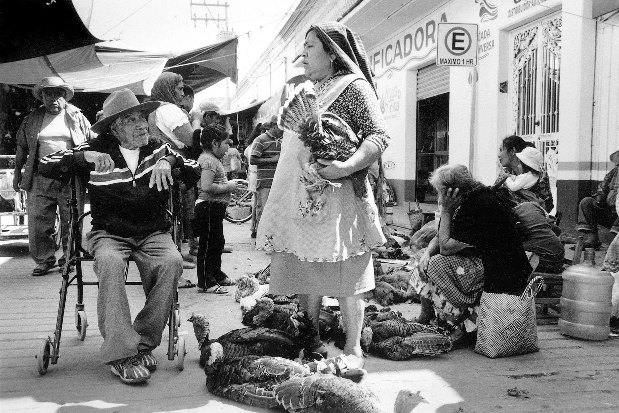 Tlacolula Market, Oaxaca, 2017