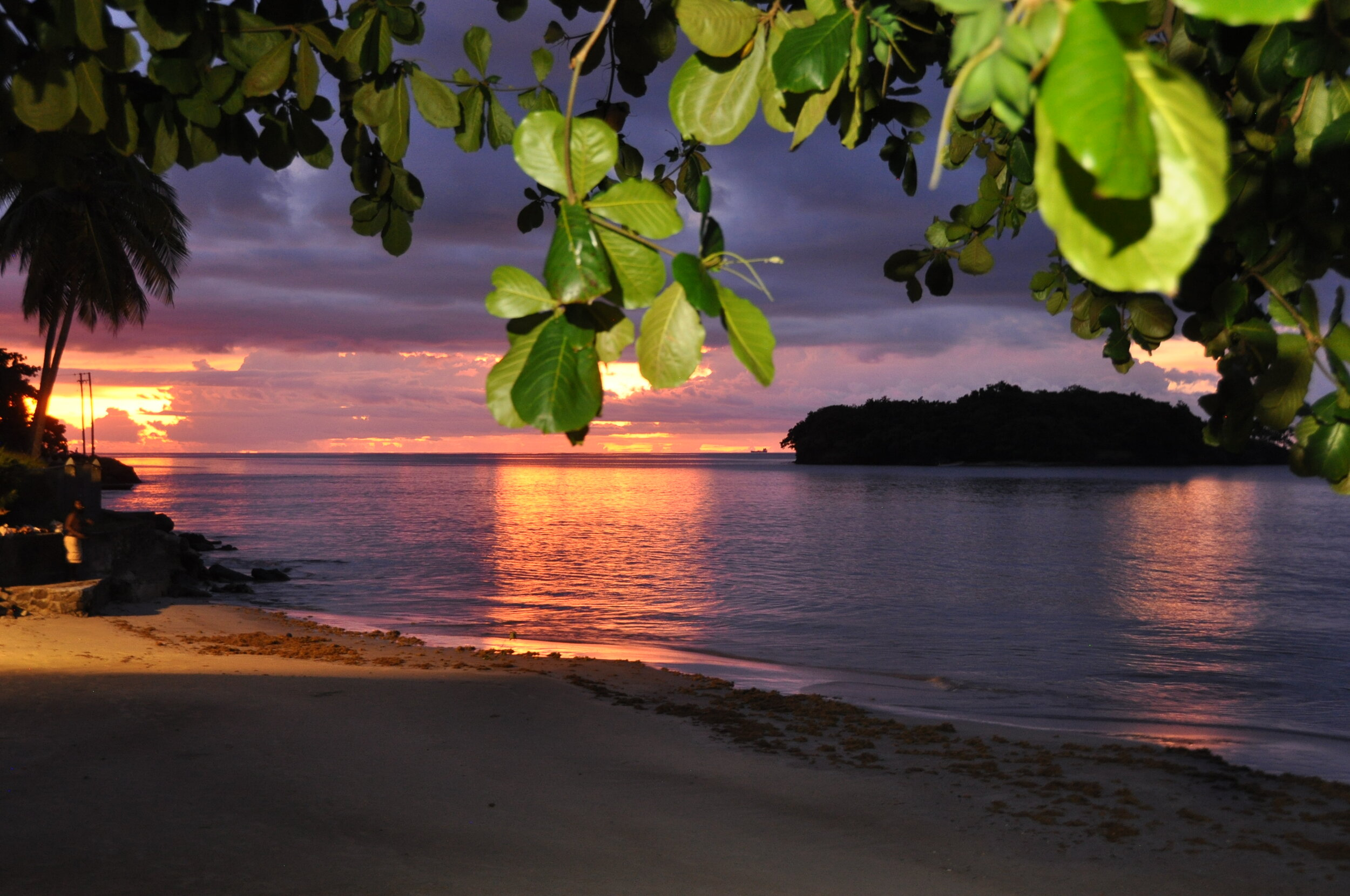 sunset with private island .jpg