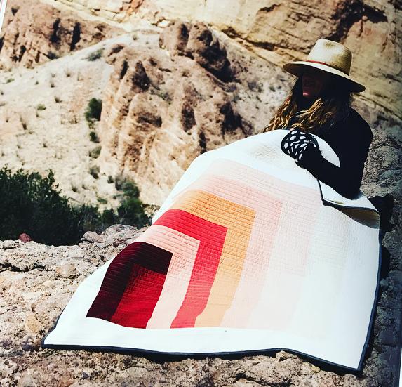 Mesa Quilt from Southwest Modern