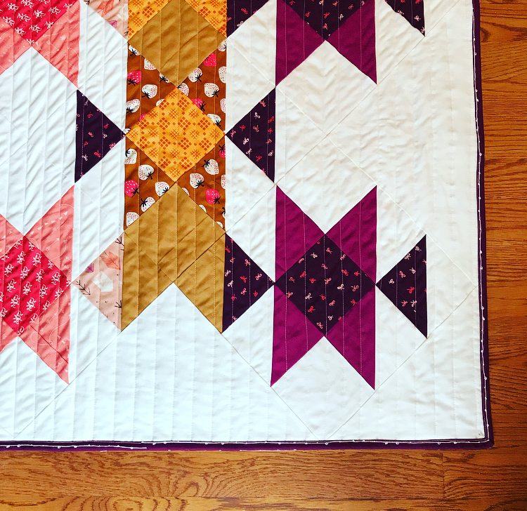 Old Mohawk Quilt Pattern Half Square Triangle Beginner Pattern