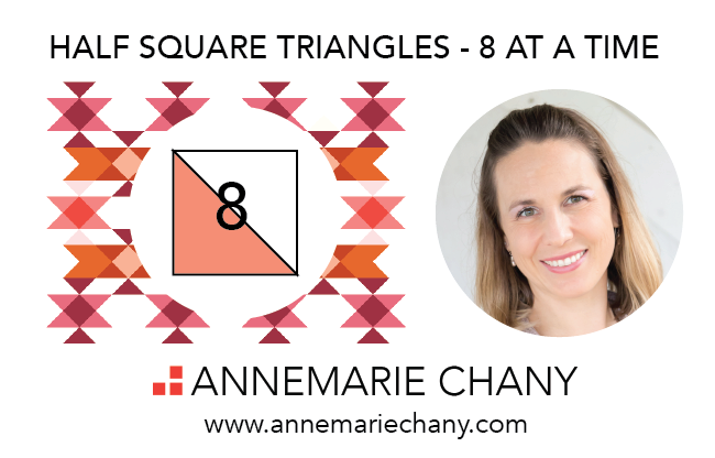 8 Half Square Triangles at a Time Video Tutorial.png