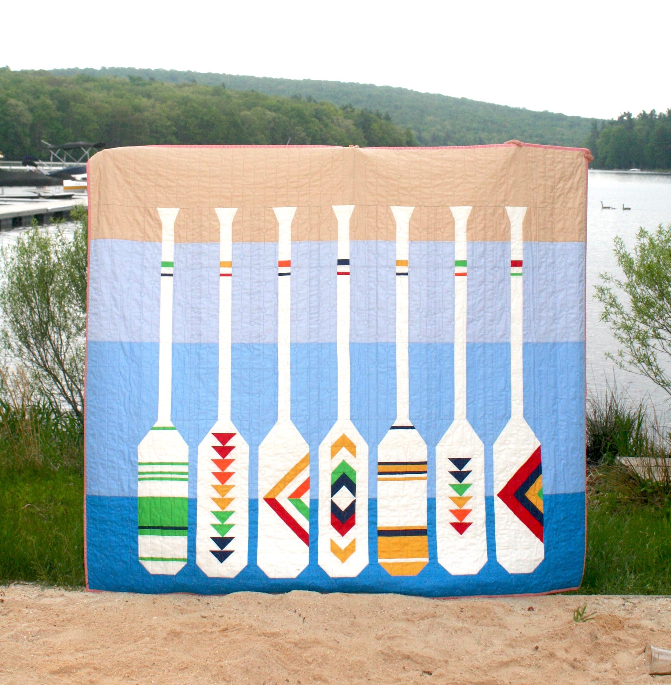 Lakeside Sampler Quilt Pattern.JPG