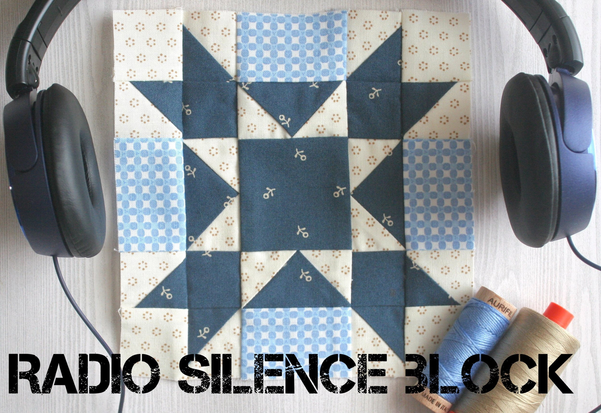 The Splendid Sampler 2: Radio Silence Block page 27.