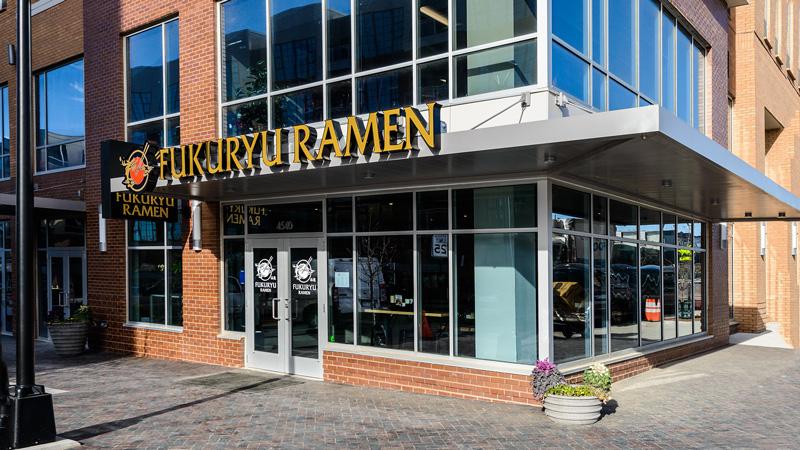 FUKURYU RAMEN - Columbus, Ohio