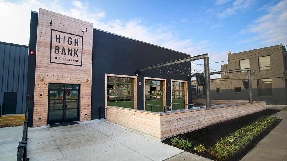HIGH BANK DISTILLERY - Columbus, Ohio