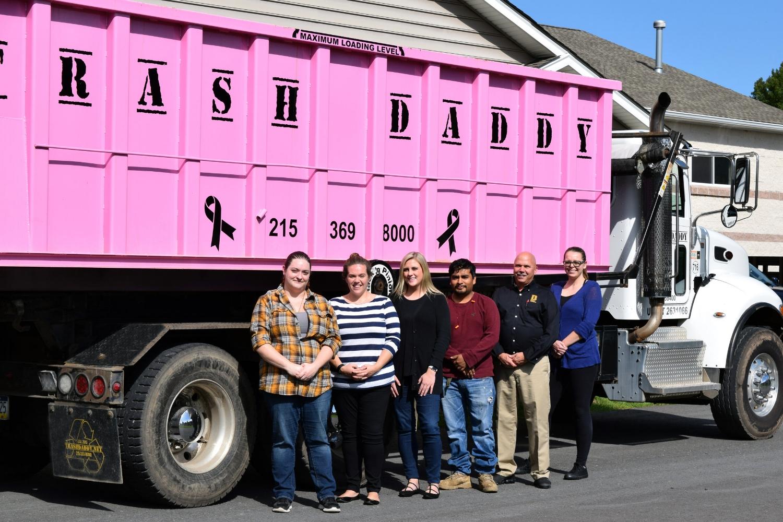 Trash Daddy Team Photo