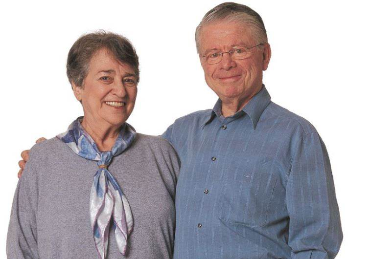 Founders Mary Jane and Robert H. Asher