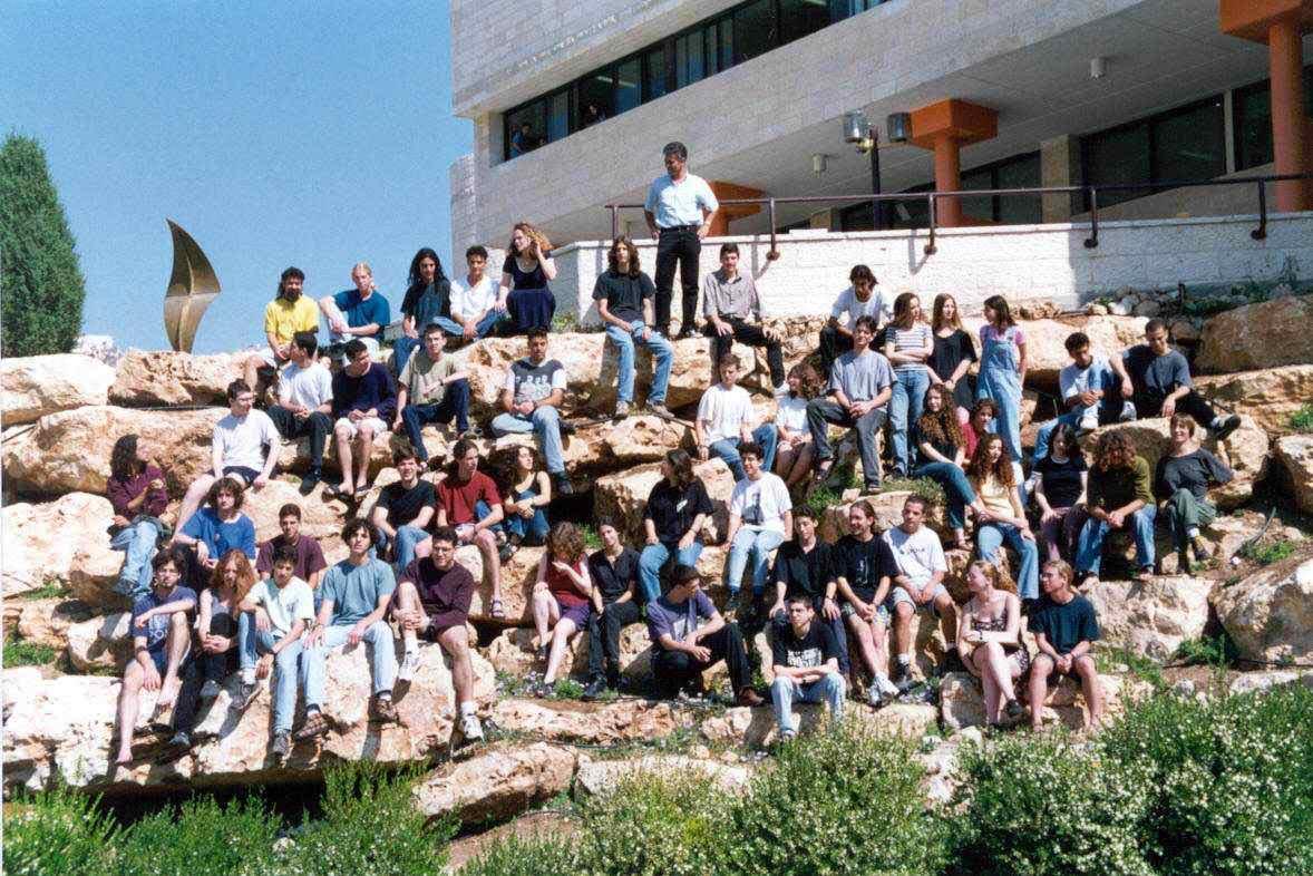 "IASA students feel at home among a ""thinking community."" -"