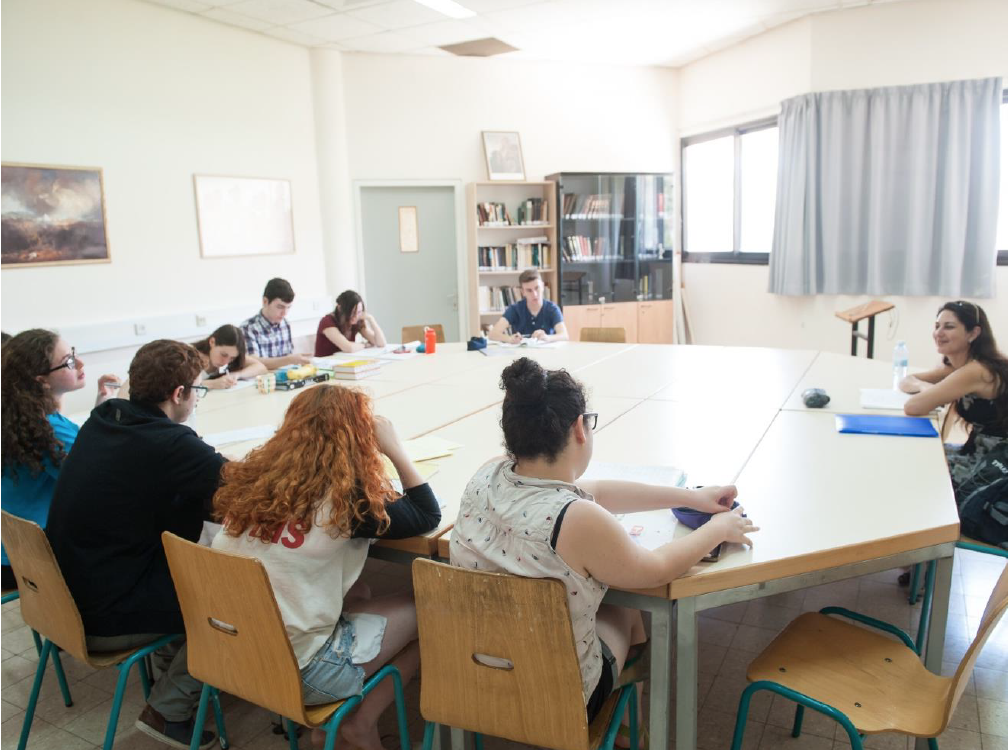 Meeting the unique needs of Israel's youth to excel in science and math. -