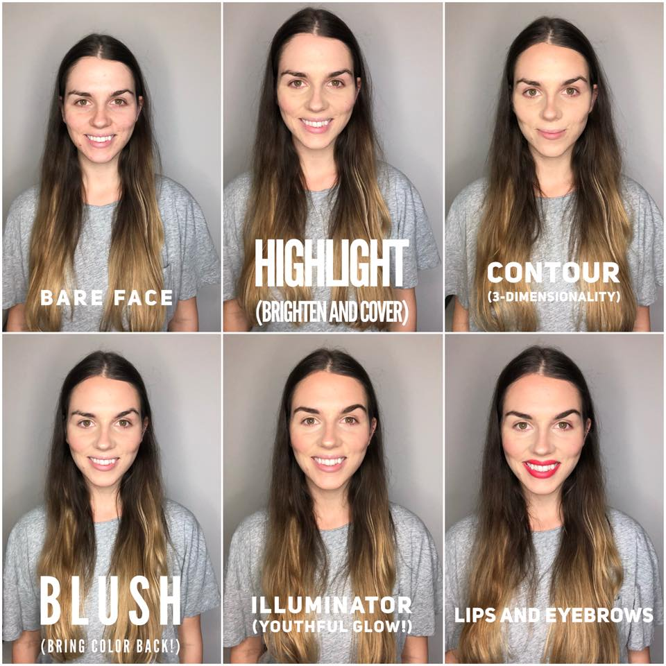how to HAC with emilie Harris Maskcara beauty