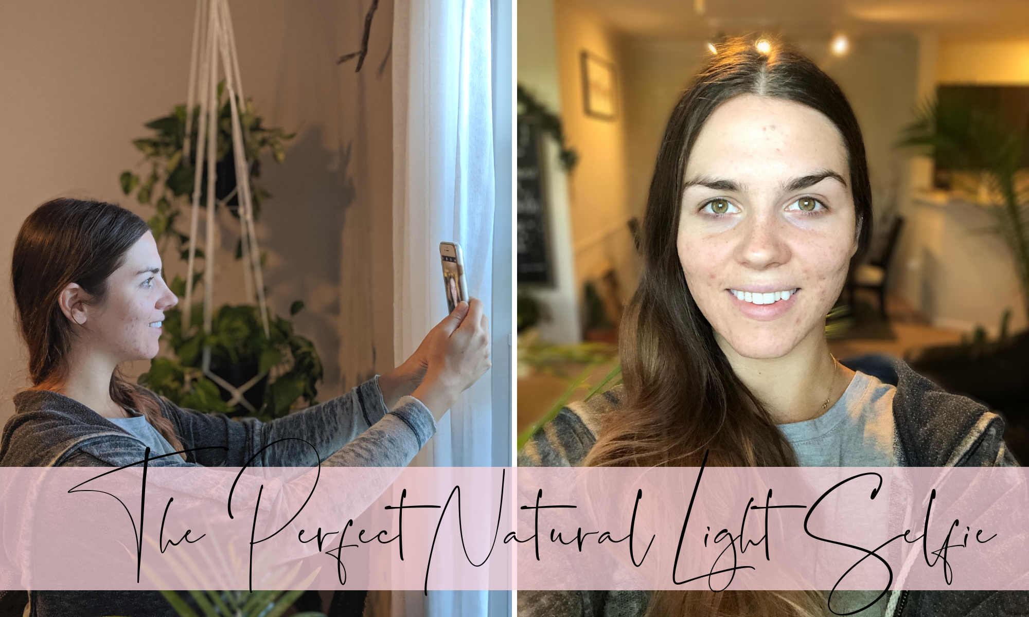 Send me your beautiful face! - Your routine is about to get simplified.