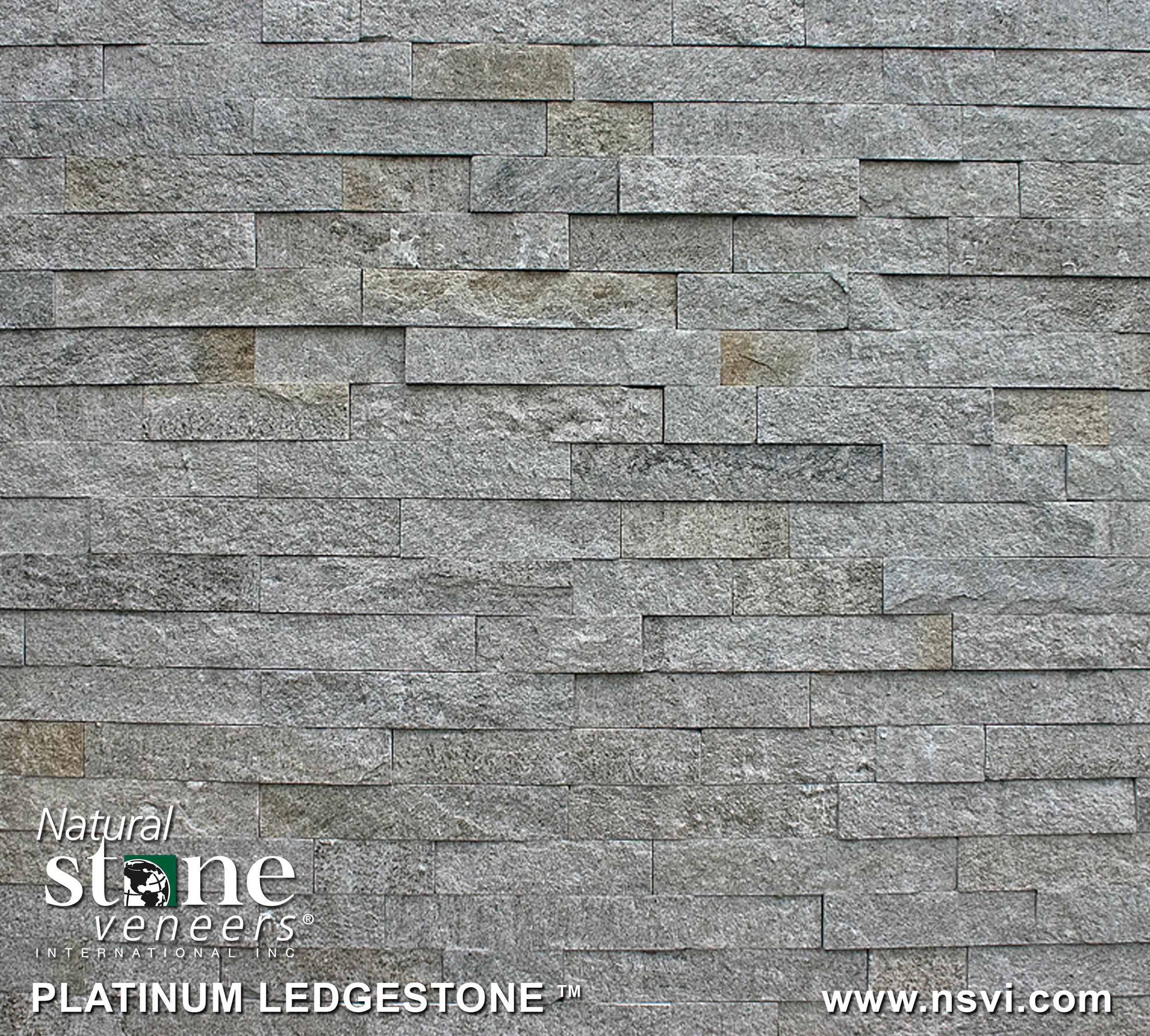 Platinum Ledgestone