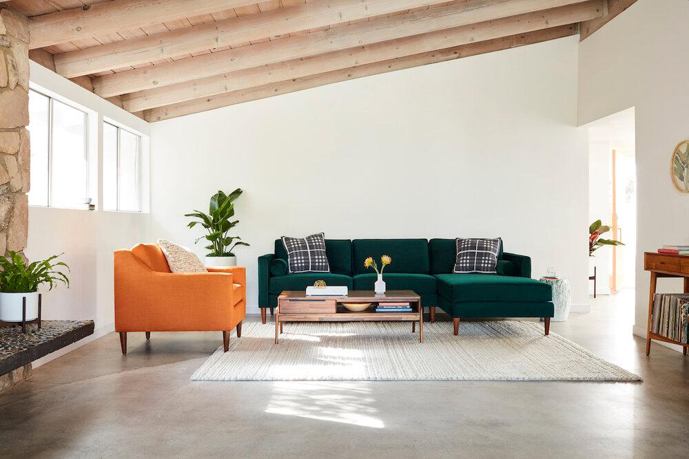 6 Characteristics Of Mid Century Modern, Mid Century Modern Style Furniture