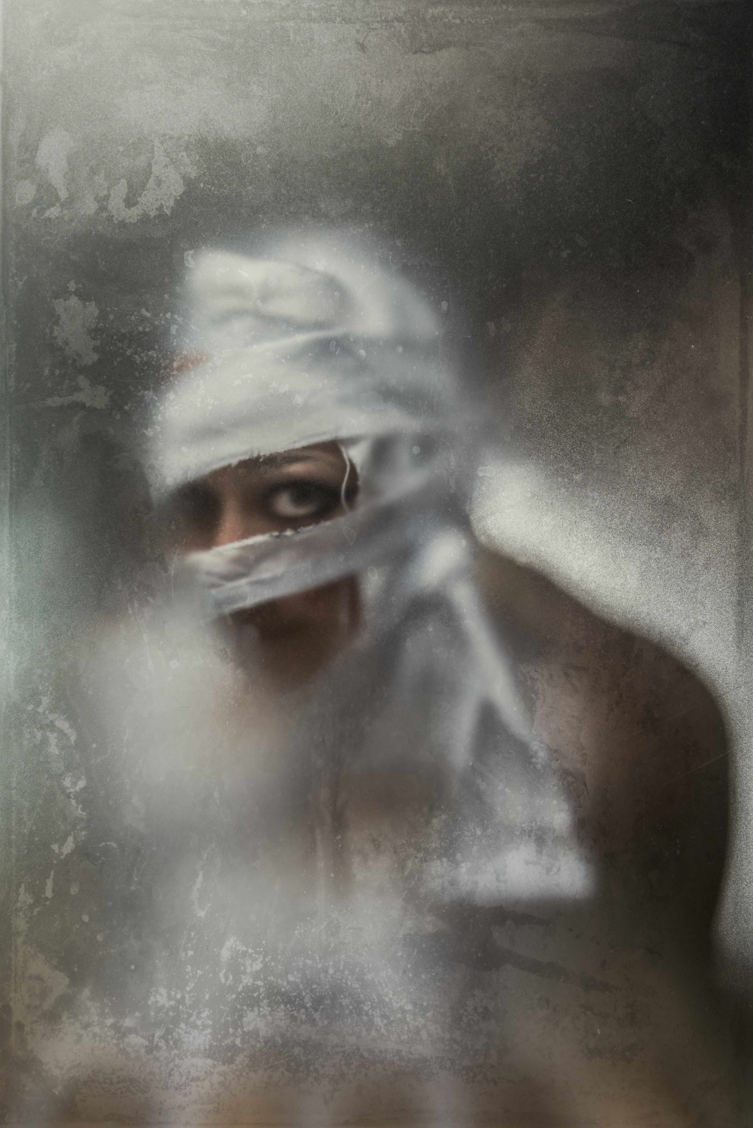 austin-trigg-halloween-spooky-portraits-mummy-lighting-project-personal-scary-makeup-costume-old-fashion-style-fog-glass.jpg