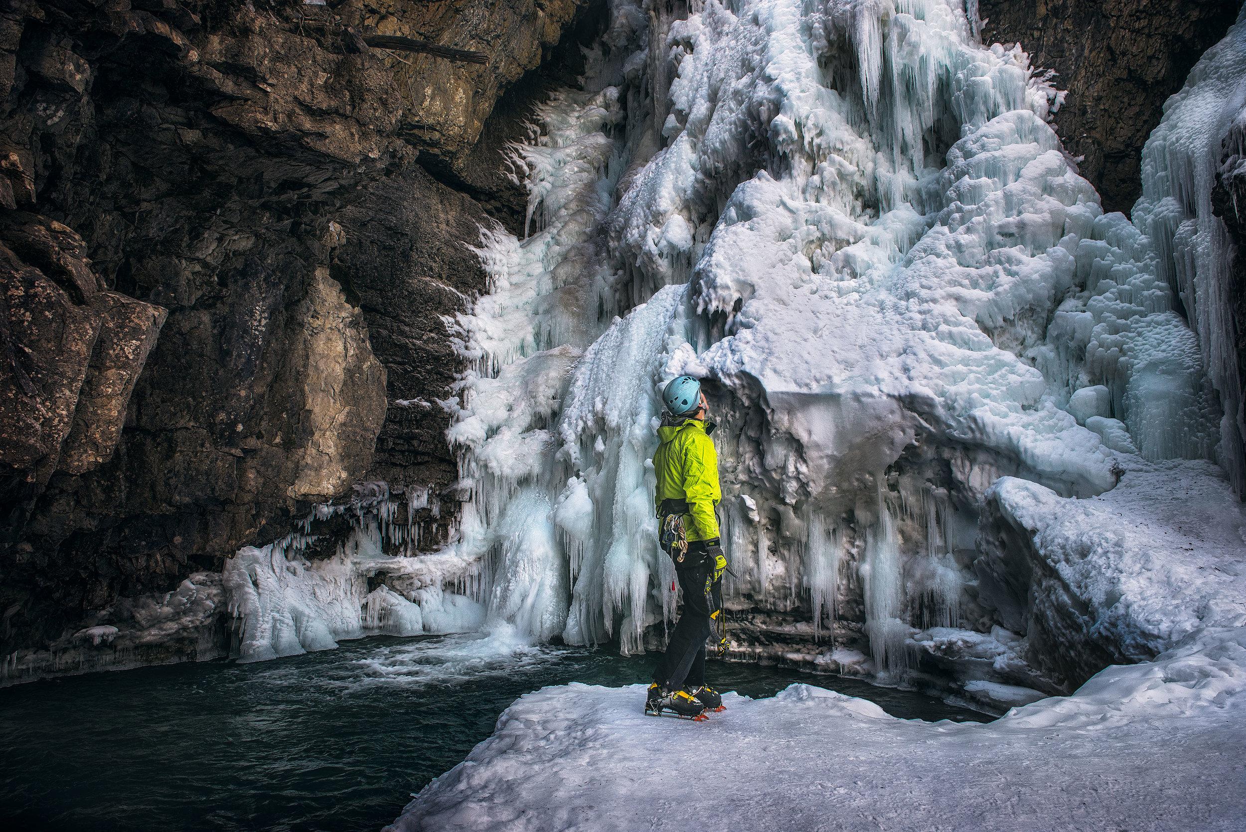austin-trigg-ice-climbing-banff-Johnston-Canyon-frozen-waterfall.jpg