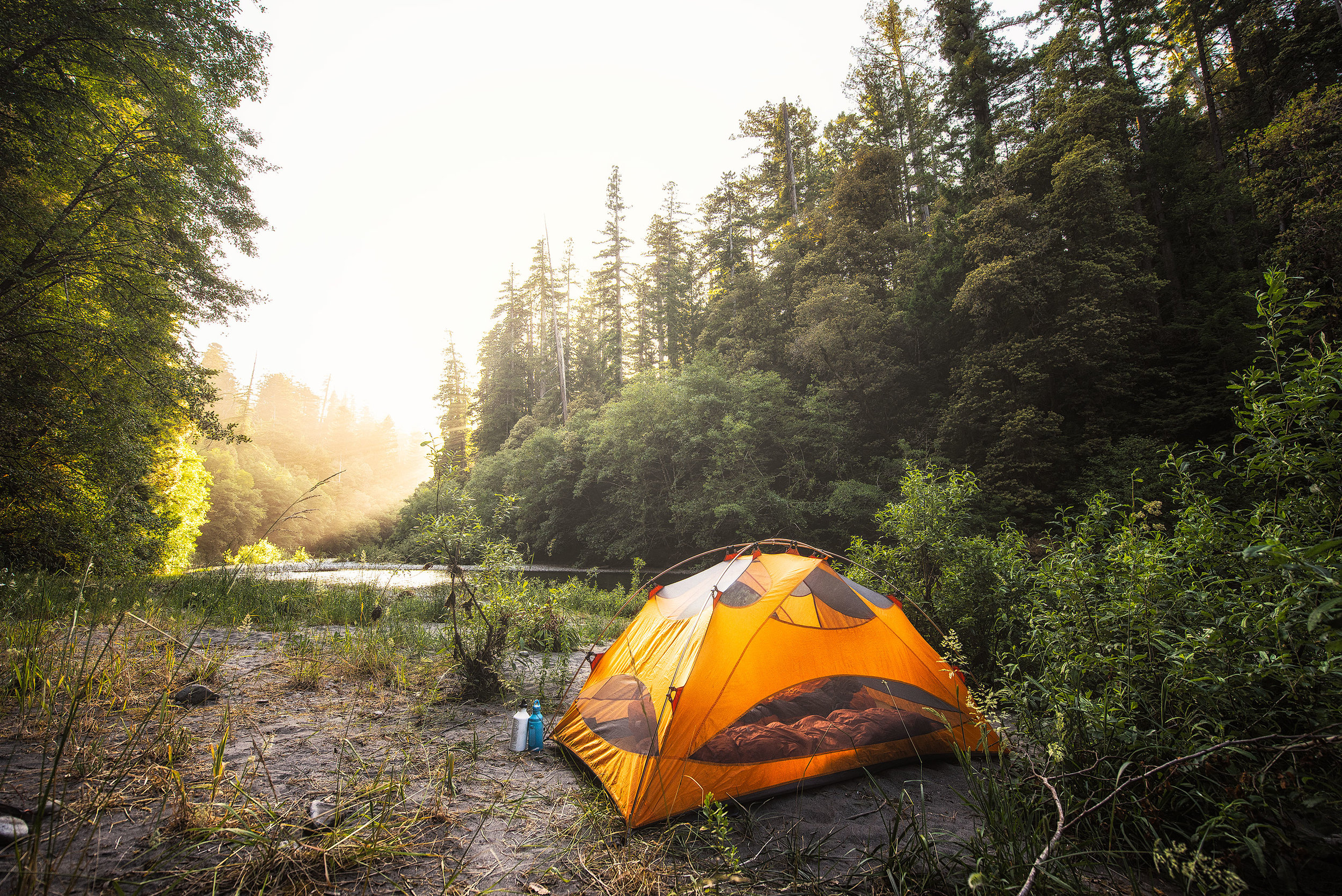 austin-trigg-redwood-water-bottle-sunset-tent-california-tall-trees-grove-camping-hike-adventure.jpg