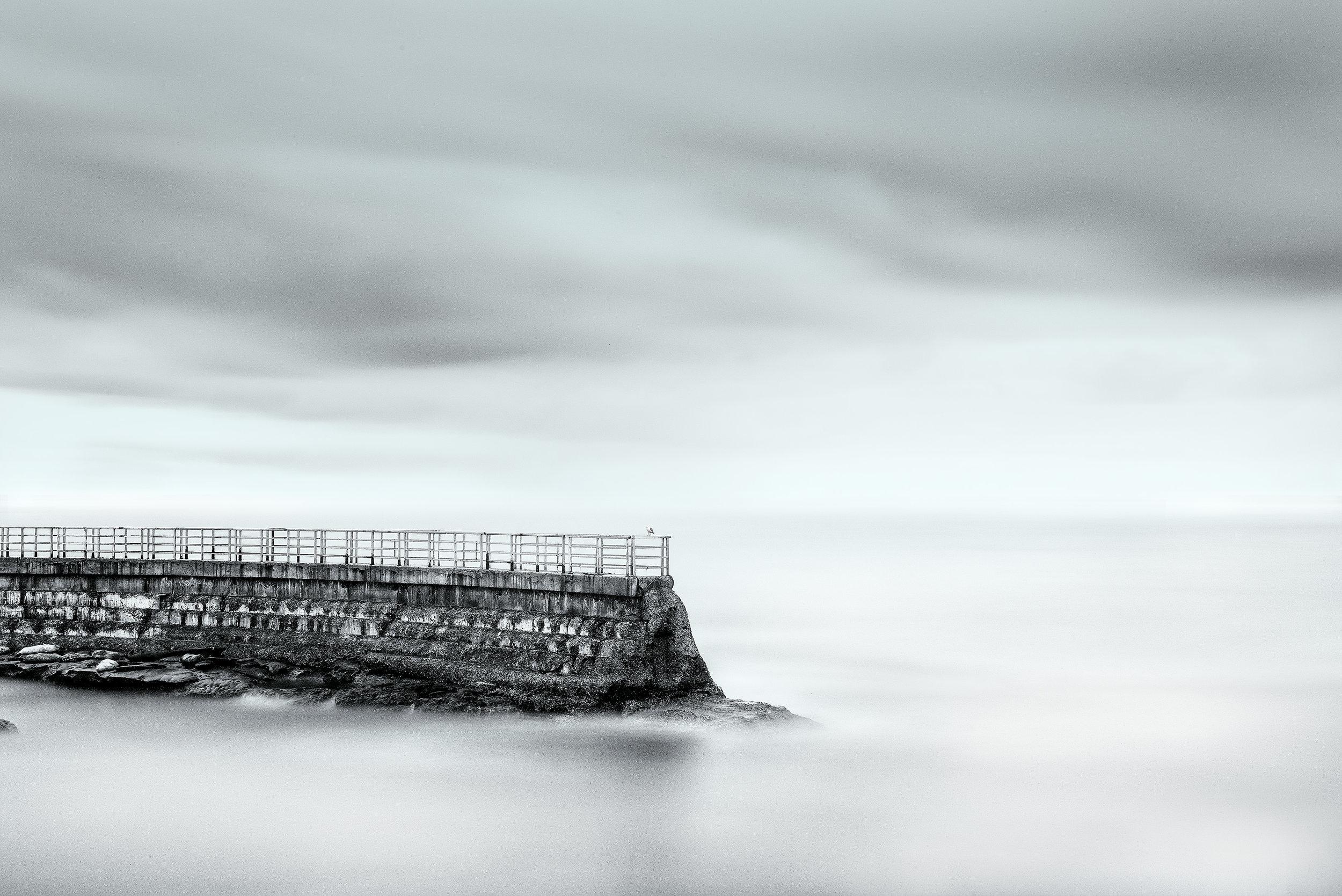austin-trigg-southern-california-Childrens-pool-la-jolla-black-white-long-exposure-daytime-ocean-san-diego-california.jpg