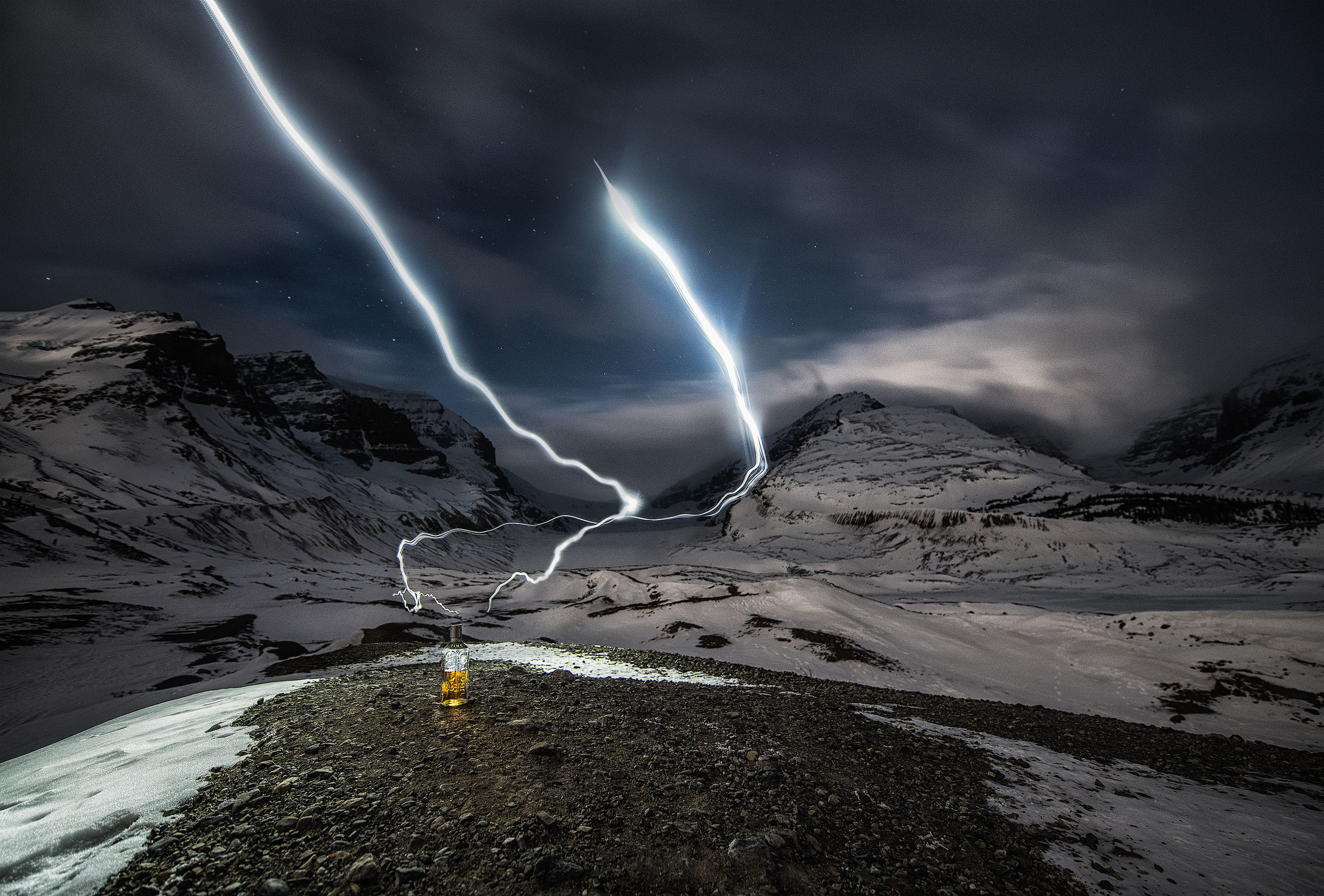 austin-trigg-whiskey-banff-alberta-product-TINCUP-Athabasca-Glacier-night-long-exposure.jpg