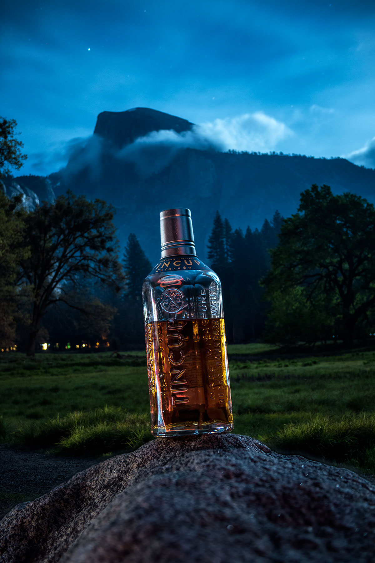 austin-trigg-whiskey-yosemite-product-TINCUP-Valley-Floor-Half-Dome-cloudy-night.jpg