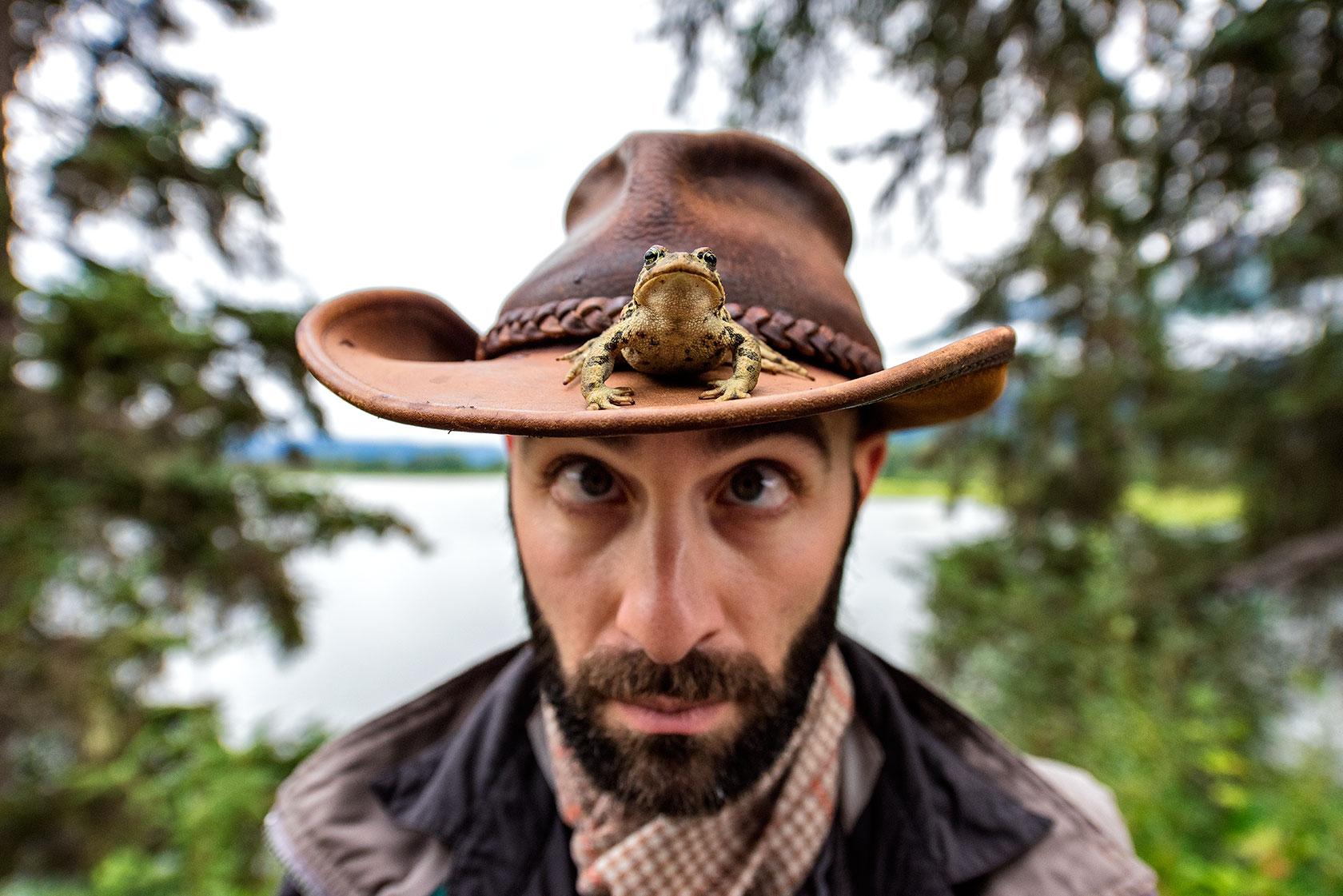 austin-trigg-brave-wilderness-alaska-BW-Coyote-Frog-Hat.jpg