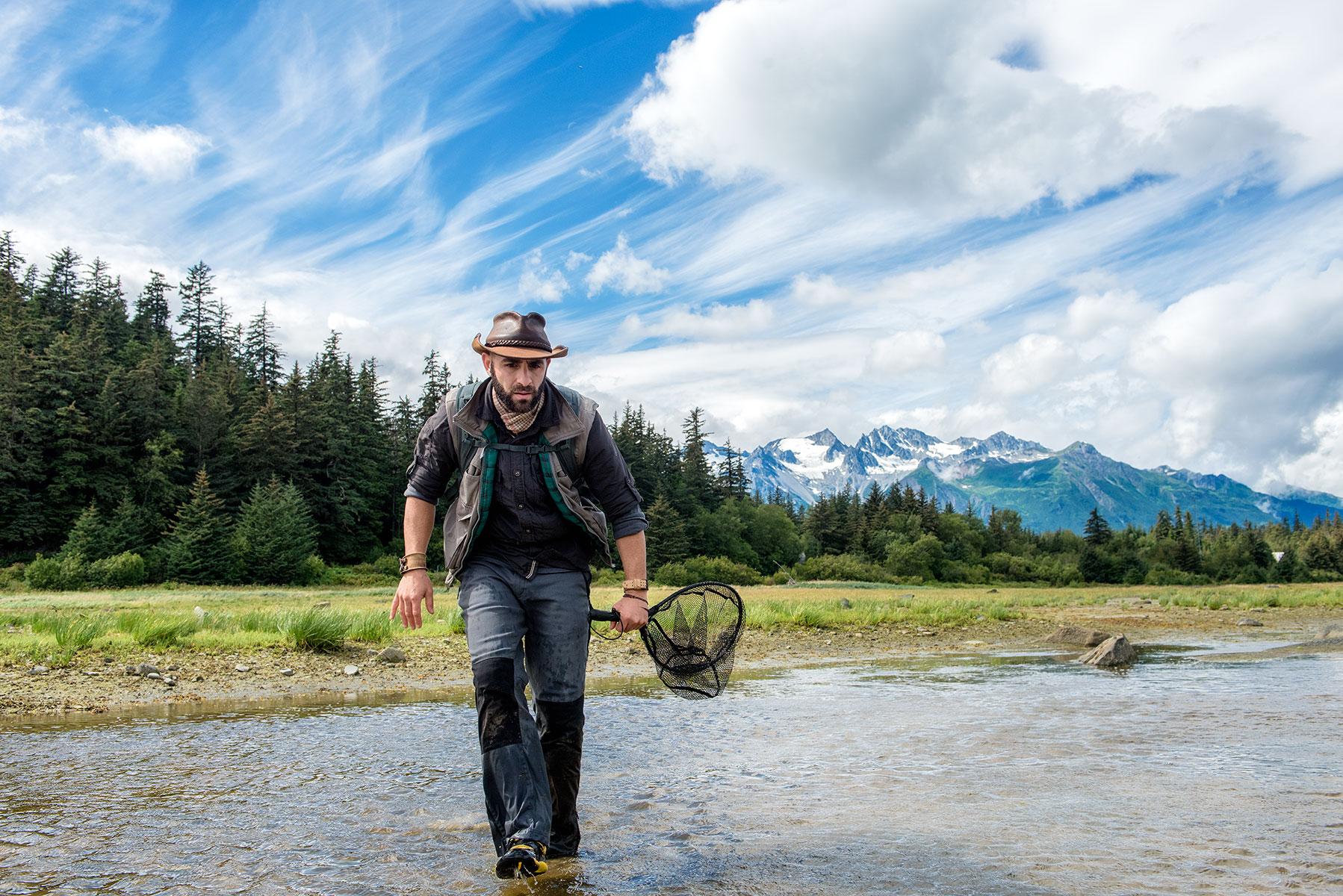 austin-trigg-brave-wilderness-alaska-BW-Coyote-Hunts-Mud-Bay.jpg