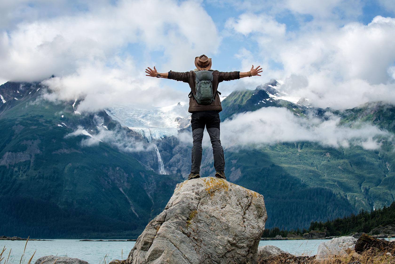 austin-trigg-brave-wilderness-alaska-BW-Coyote-Wings-Spread-Chilkat-Park.jpg