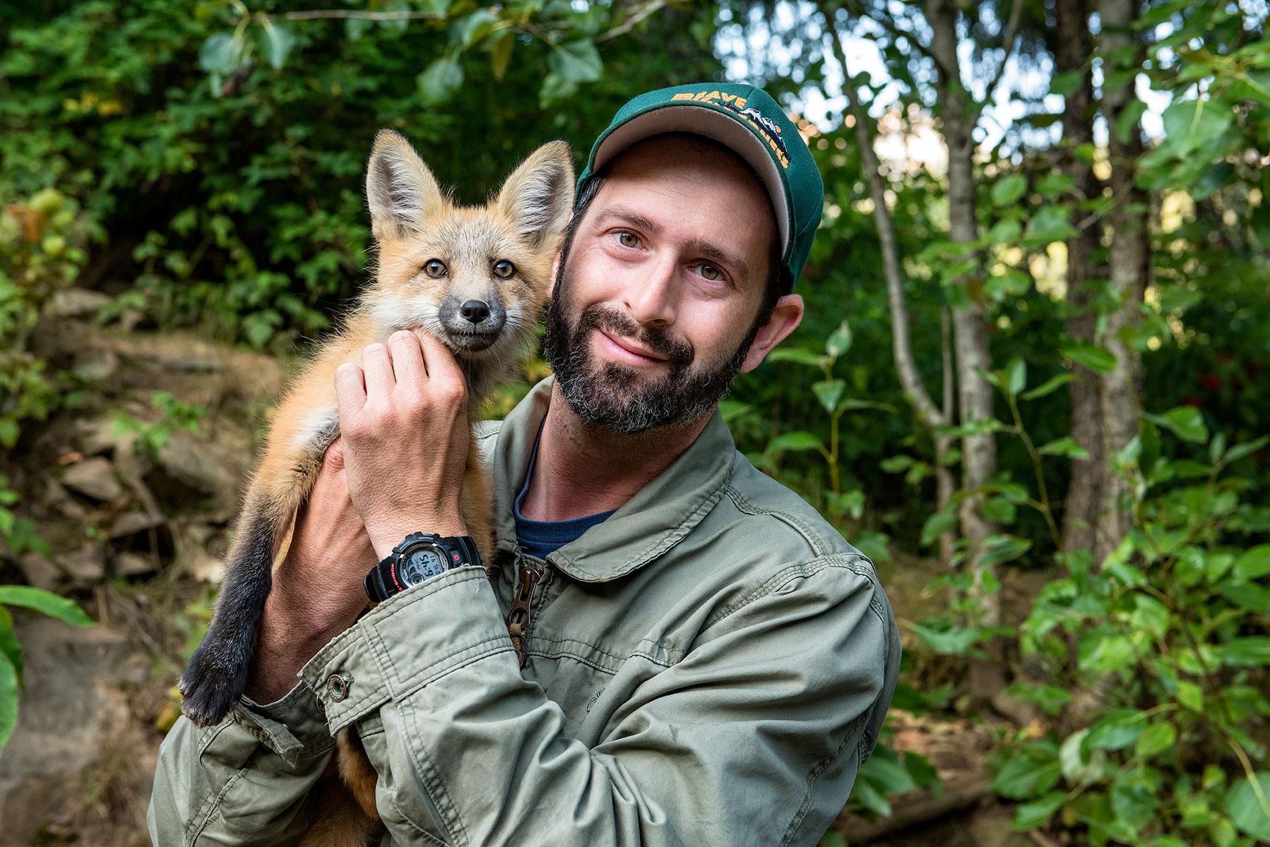 austin-trigg-brave-wilderness-alaska-BW-Mario-baby-fox.jpg