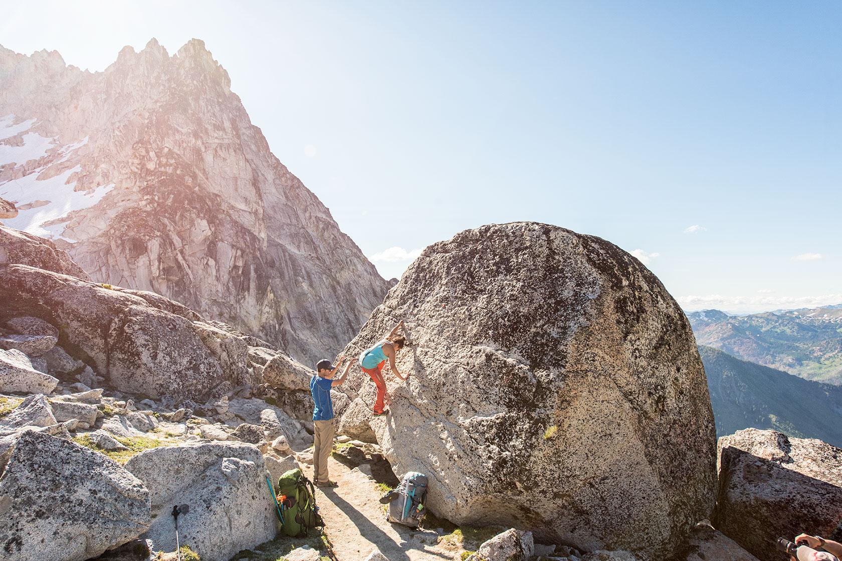 austin-trigg-osprey-hiking-backpacks-washington-lifestyle-morning-adventure-outdoor-active-hike-camp-sunrise-enchantments-rock-climbing.jpg