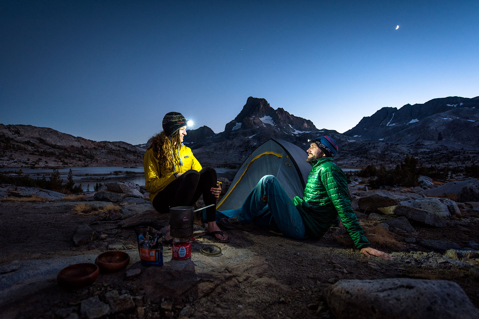 austin-trigg-patagonia-hiking-john-muir-trail-wilderness-california-adventure-outside-camp-sierra-nevada-lifestyle-banner-peak-thousand-island-lake-sunset-moonrise-tent-dinner.jpg