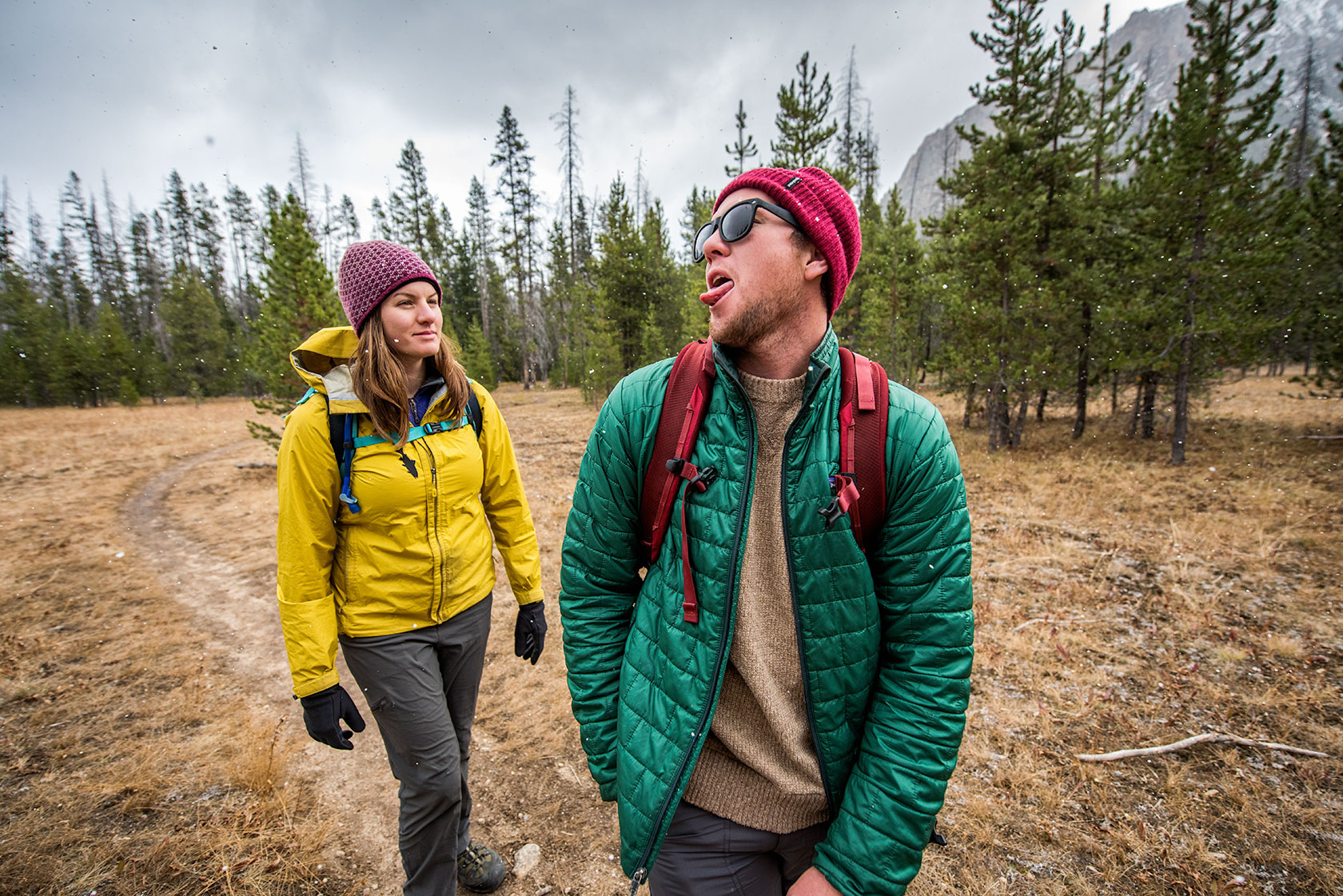 austin-trigg-patagonia-sawtooth-hiking-catch-snow-flakes-stanley-lake-advenure-wilderness-forest-idaho-outside-lifestyle-day-fall-weather-mountains-meadow.jpg