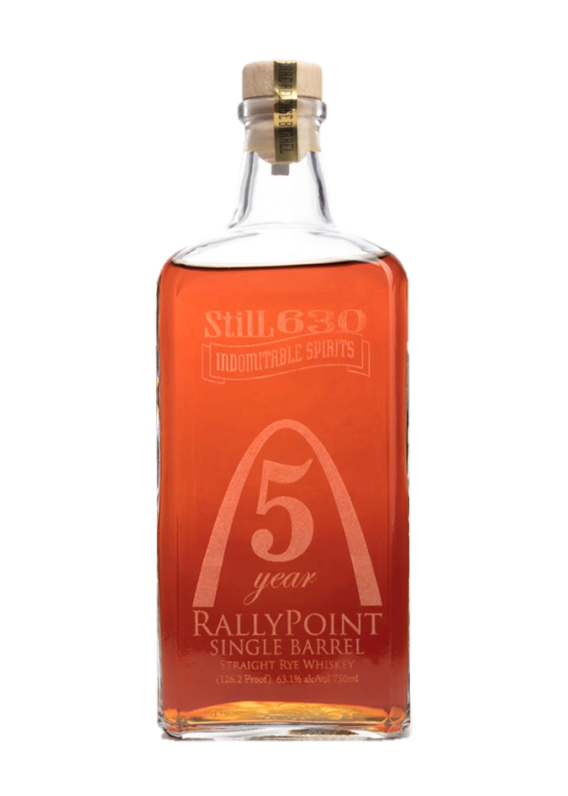 5 Year RallyPoint - SEATTLE INTERNATIONAL SPIRITS AWARDS 2018 double goldACSA 2018 BEST OF CLASS -
